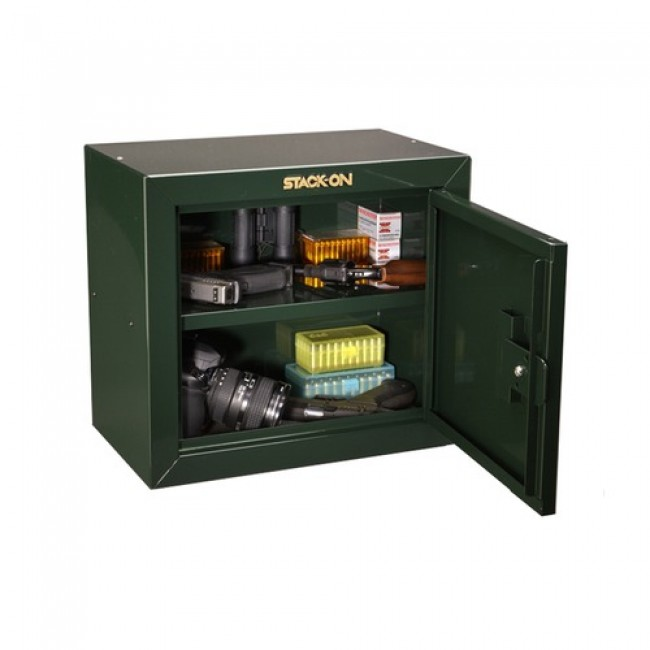 Stack on pistol ammo cabinet gcg 500 free shipping for Best spray gun for kitchen cabinets