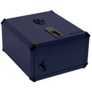 Liberty HDX-250 Colt Blue Very Accurate Biometric Pistol Safe