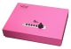 V-line 2912-PINK Top Draw Pistol Case with Mechanical Pushbutton Lock